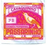CORDA PASSARINHO CAVAQUINHO 1º ATÉ 4° AÇO INOXIDÁVEL