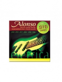 ENCORD. ALONSO PARA GUITARRA .010