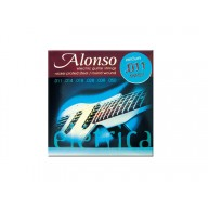 ENCORD. ALONSO PARA GUITARRA .011