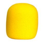 ESPUMA PRO 301 PARA MICROFONE – AMARELA