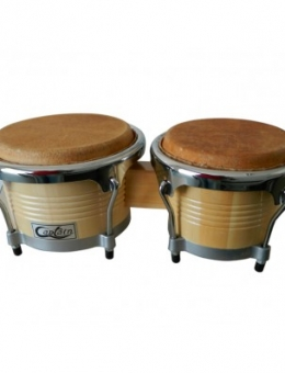 BONGO CAPTAIN NATURAL ARO CROMADO 8″- 9″