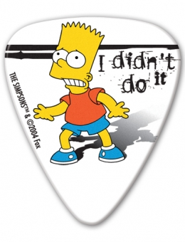 PALHETA GROVER – SIMPSONS – BART DIDN'T DO IT