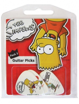 PALHETA GROVER – SIMPSONS – PACK 3 ( 5 PCS )